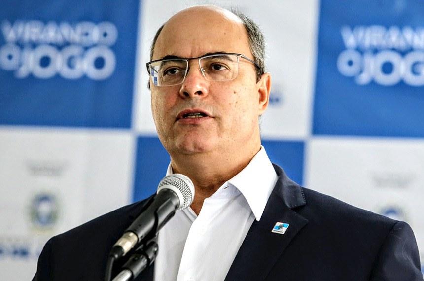 São Gonçalo - Alcântara. 15-07-2020 Inauguração do C. E. Coronel PM Marcus Jardim - Alcântara.  Foto: Carlos Magno/Gov. do Estado do Rio de Janeiro