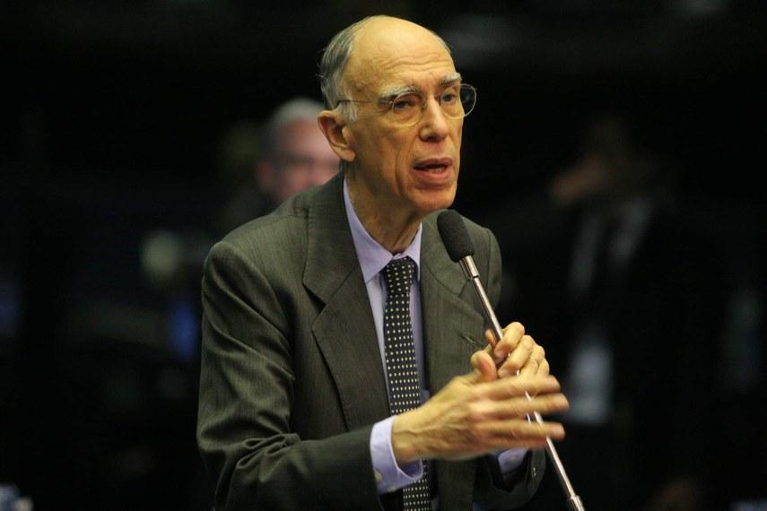 Marco Maciel, que foi senador e vice-presidente da República, faleceu no dia 12 de junho