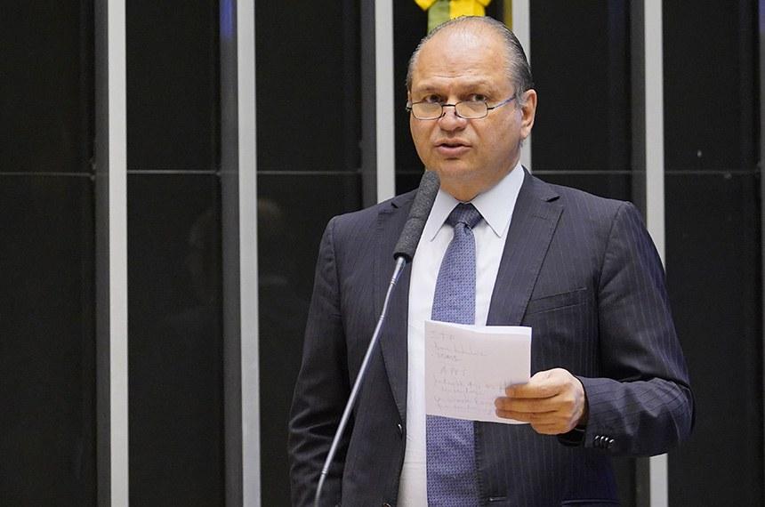 09/06/2021 - Plenário - Comissão Geral                            Comissão Geral para tratar da Reforma Eleitoral. Dep. Ricardo Barros PP - PR   Pablo Valadares/Câmara dos Deputados