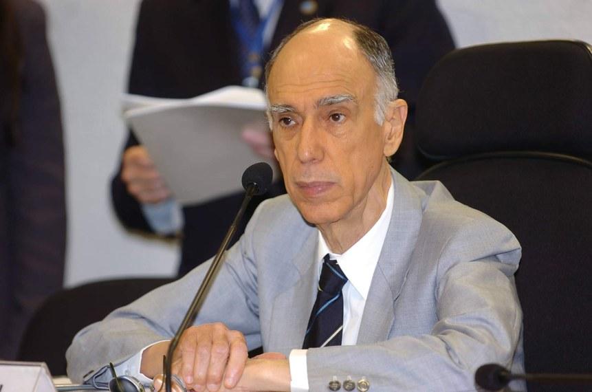 """O ex-senador e ex-vice-presidente faleceu no dia 12 de junho, aos 80 anos. Plenário 2 da Ala Nilo Coelho passará a se chamar """"Sala Marco Maciel"""""""
