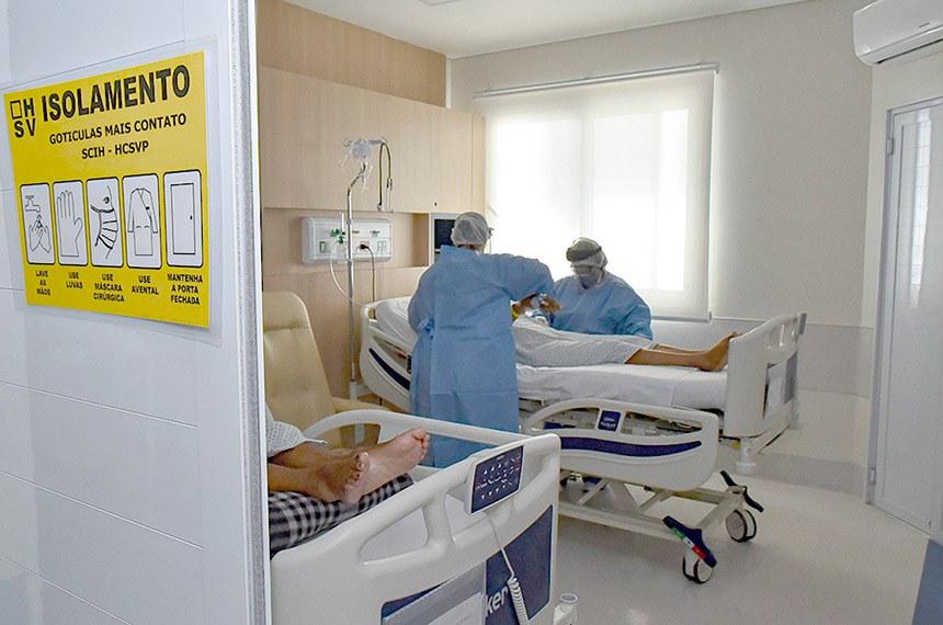 Jundiai - Hoje, entre Hospital São Vicente e Hospital Regional, há 108 leitos de enfermaria – que seriam acrescidos desses 22 novos leitos. Também devem chegar, nas próximas semanas, mais 16 respiradores, adquiridos pelo Hospital São Vicente.