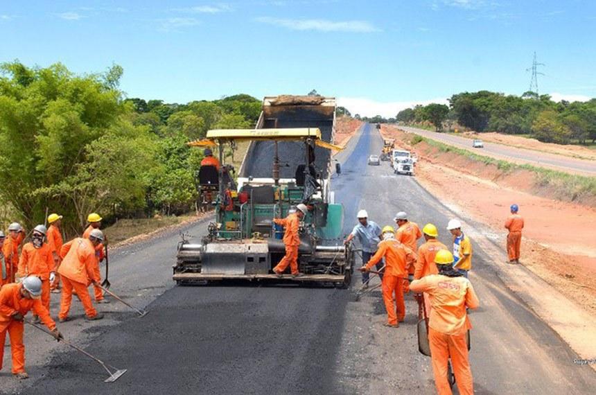 Essa a medida provisória (MP 1.035/2021) destinou R$ 275 milhões para o Ministério da Infraestrutura