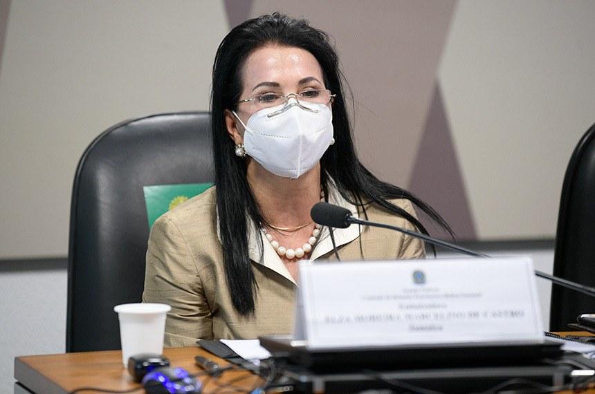 Com 39 votos do Plenário favoráveis, Elza Moreira Marcelino de Castro irá chefiar a Embaixada do Brasil na Jamaica