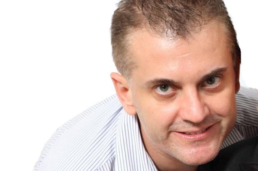 O empresário Cristiano Alberto Carvalho, representante da empresa Davati no Brasil,