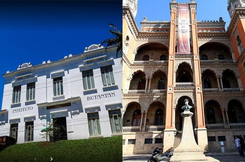 Instituto Butantan e FioCruz foram os primeiros agraciados com o título