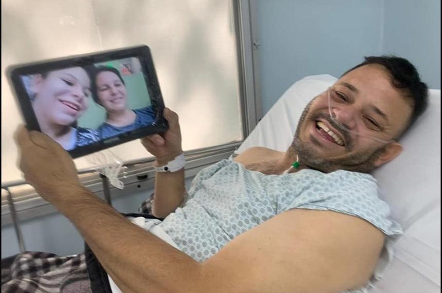 Aprovada regulamentação de visitas virtuais a pacientes internados