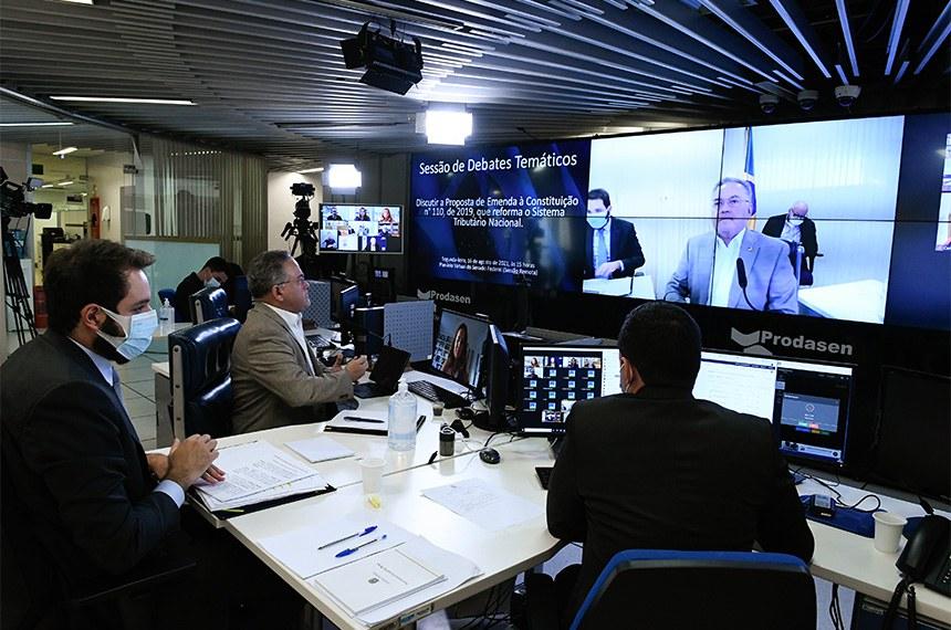 Para o relator da reforma tributária, senador Roberto Rocha (PSDB-MA), a legislação atual é complexa, confusa, dispendiosa e nefasta à produção e à prestação de serviços