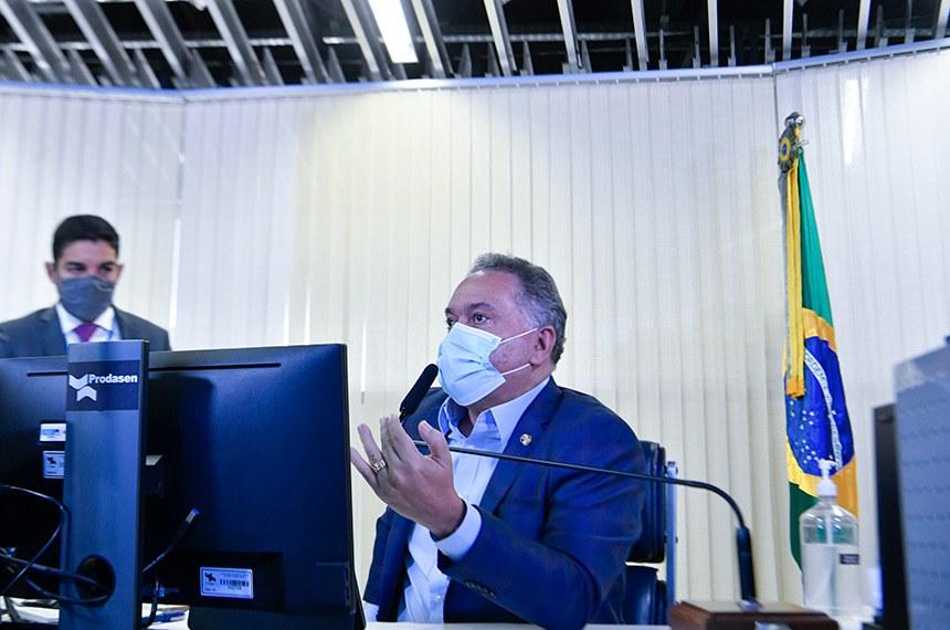 O foco das discussões é a PEC 110/2019, que está sob a relatoria de Roberto Rocha