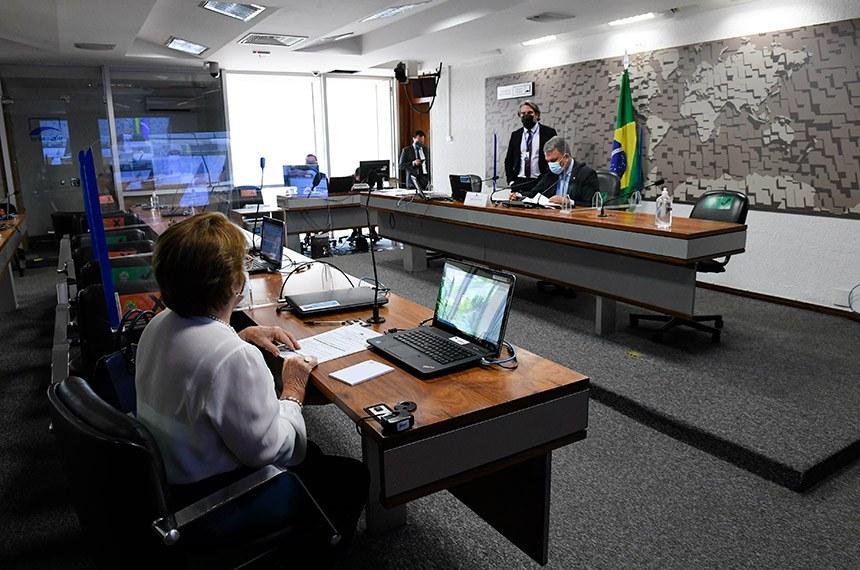 Aprovado pela Comissão de Assuntos Sociais (CAS), O PL 2022/2019 segue para a Comissão de Assuntos Econômicos (CAE)