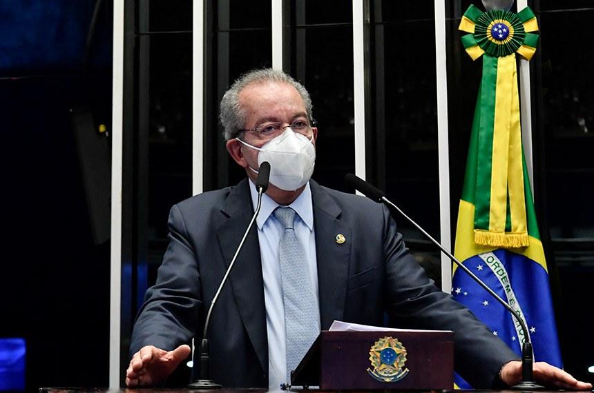 Senador José Anibal (PSDB-SP) disse esperar gestos concretos de Bolsonaro pela pacificação do país
