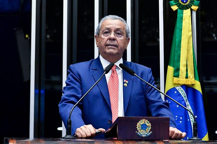 Senador Jaime Campos (DEM-MT) destacou que a nova ferrovia vai gerar muitos empregos, melhorando a qualidade de vida do povo mato-grossense