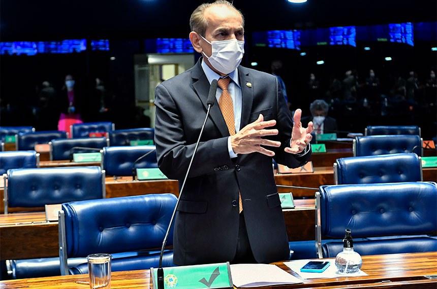 A previsão é que o PL 2.350/2021, que é relatado pelo senador Marcelo Castro (MDB-PI), volte ao Plenário na próxima semana para votação