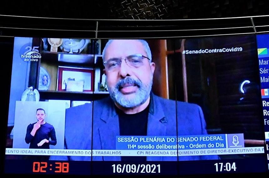 Paulo Paim pediu audiência pública, por considerar que o projeto está prejudicado