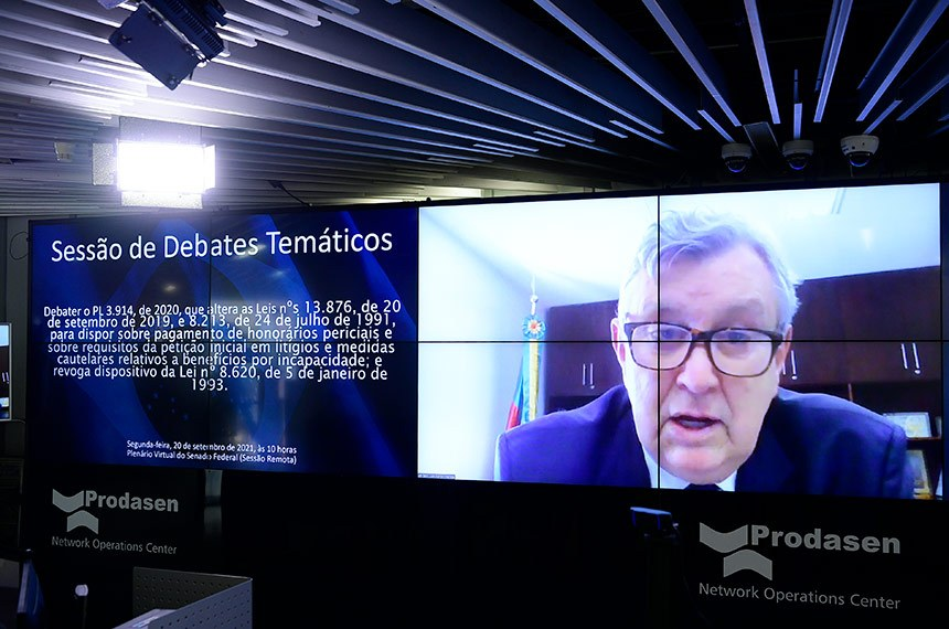 O relator do PL 3.914/2020, senador Luis Carlos Heinze (PP-RS), disse que discutirá junto ao governo as manifestações apresentadas no debate, bem como as emendas apresentadas pelos demais senadores