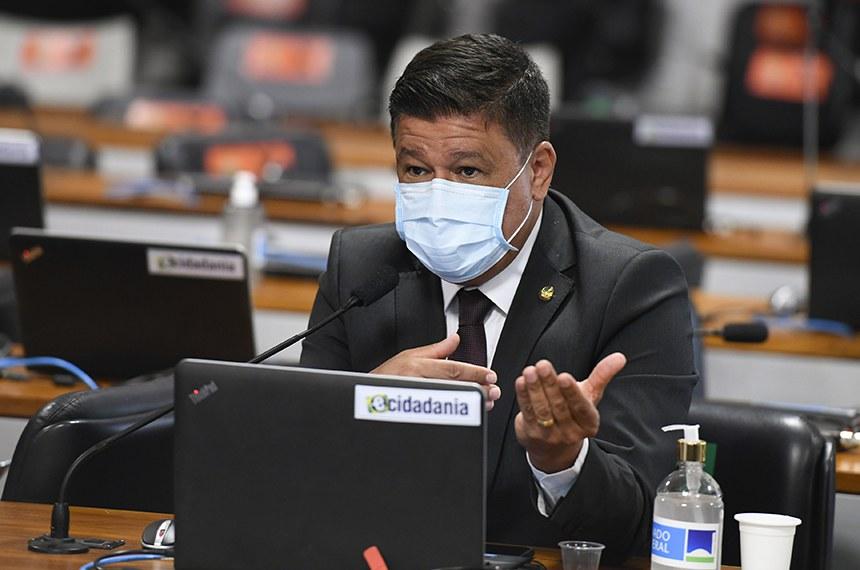 O relator da Medida Provisória é o senador Carlos Viana (PSD-MG)