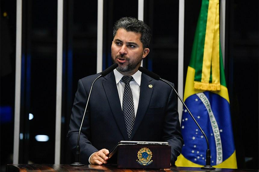 Marcos Rogério foi o relator da matéria no Senado