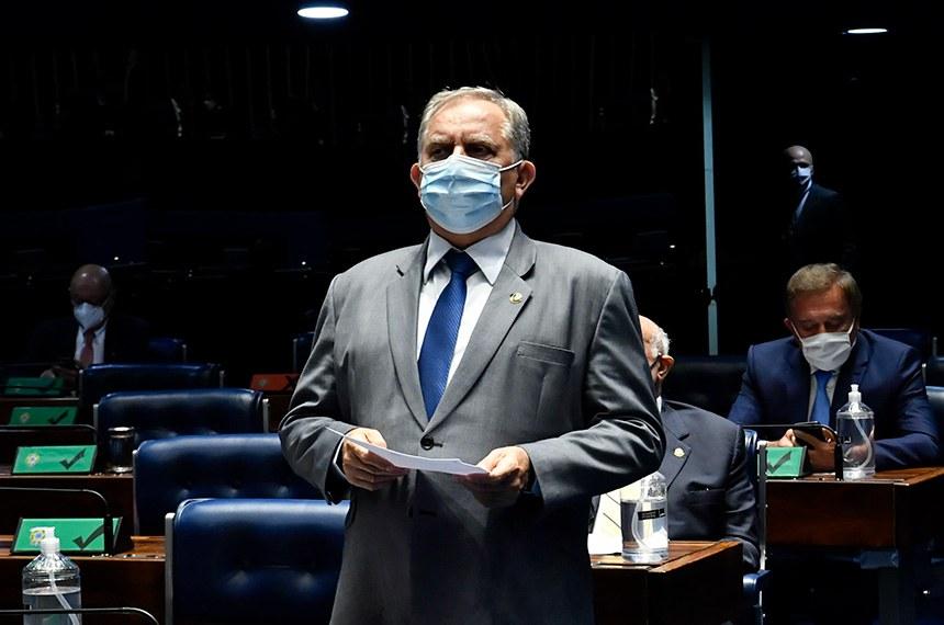 A sessão foi proposta pelo senador Izalci Lucas (PSDB-DF)