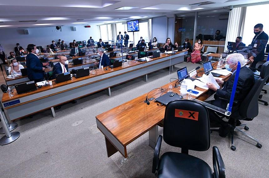 Projeto foi aprovado em reunião da Comissão de Assuntos Econômicos nesta terça
