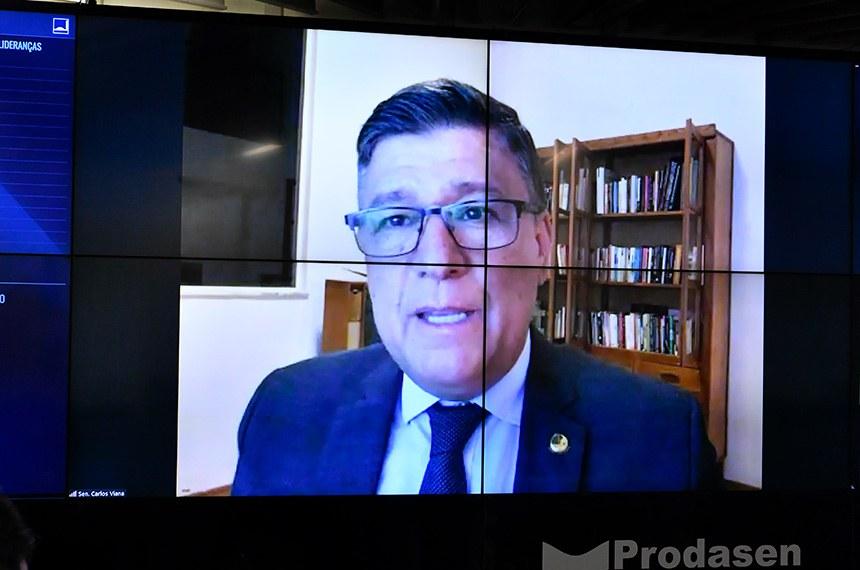 A MP foi relatada pelo senador Carlos Viana (PSD-MG)