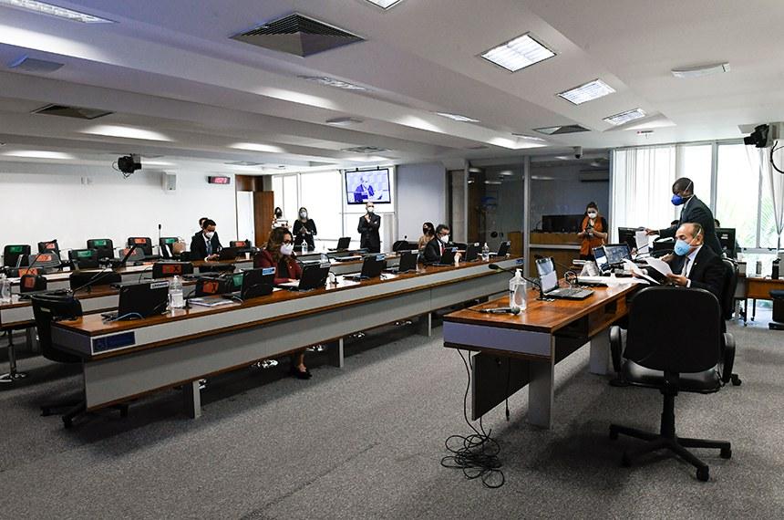 Aprovado pela Comissão de Educação, o PL 2.127/2019, que teve relatório favorável do senador Roberto Rocha (PSDB-MA), segue para a votação em Plenário