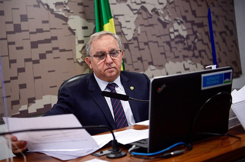 Presidente da Comissão Senado do Futuro, o senador Izalci Lucas (PSDB-DF) requereu a realização da audiência pública