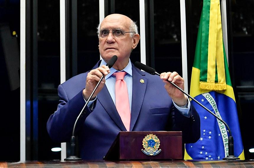 O senador Lasier Martins (Podemos-RS)  disse que o projeto é muito importante para a sociedade brasileira