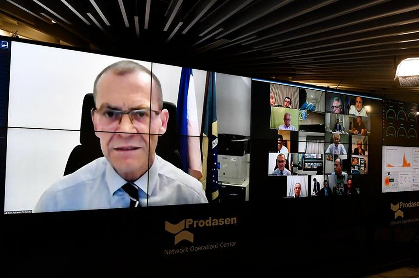 O senador Fabiano Contarato (Rede-ES) é o autor do requerimento pela realização de audiência pública