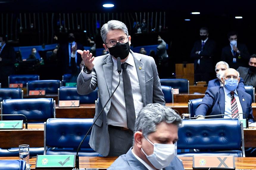 """Para Alessandro Vieira, a proposta """"fulmina"""" a possibilidade de punição a gestores que cometeram delitos contra a administração pública"""