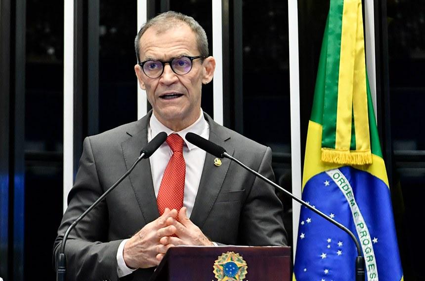 O relator foi o senador Fabiano Contarato (Rede-ES), que acolheu quatro emendas