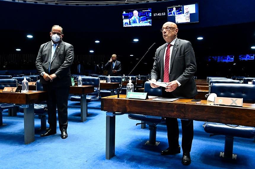 O senador Esperidião Amin (PP-SC) registrou que o relator, senador Eduardo Gomes (MDB-TO) preservou as dotações orçamentárias que irão garantir a continuidade de obras rodoviárias em Santa Catarina