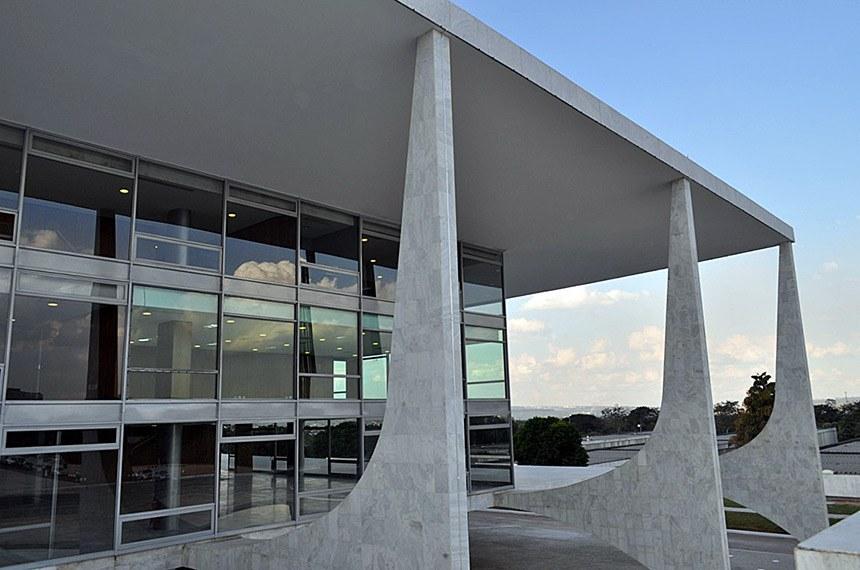 BIE - 01/06/2010 - Fachada do Palácio do Planalto, Brasília (DF).  Foto: Thiago Melo/Flickr