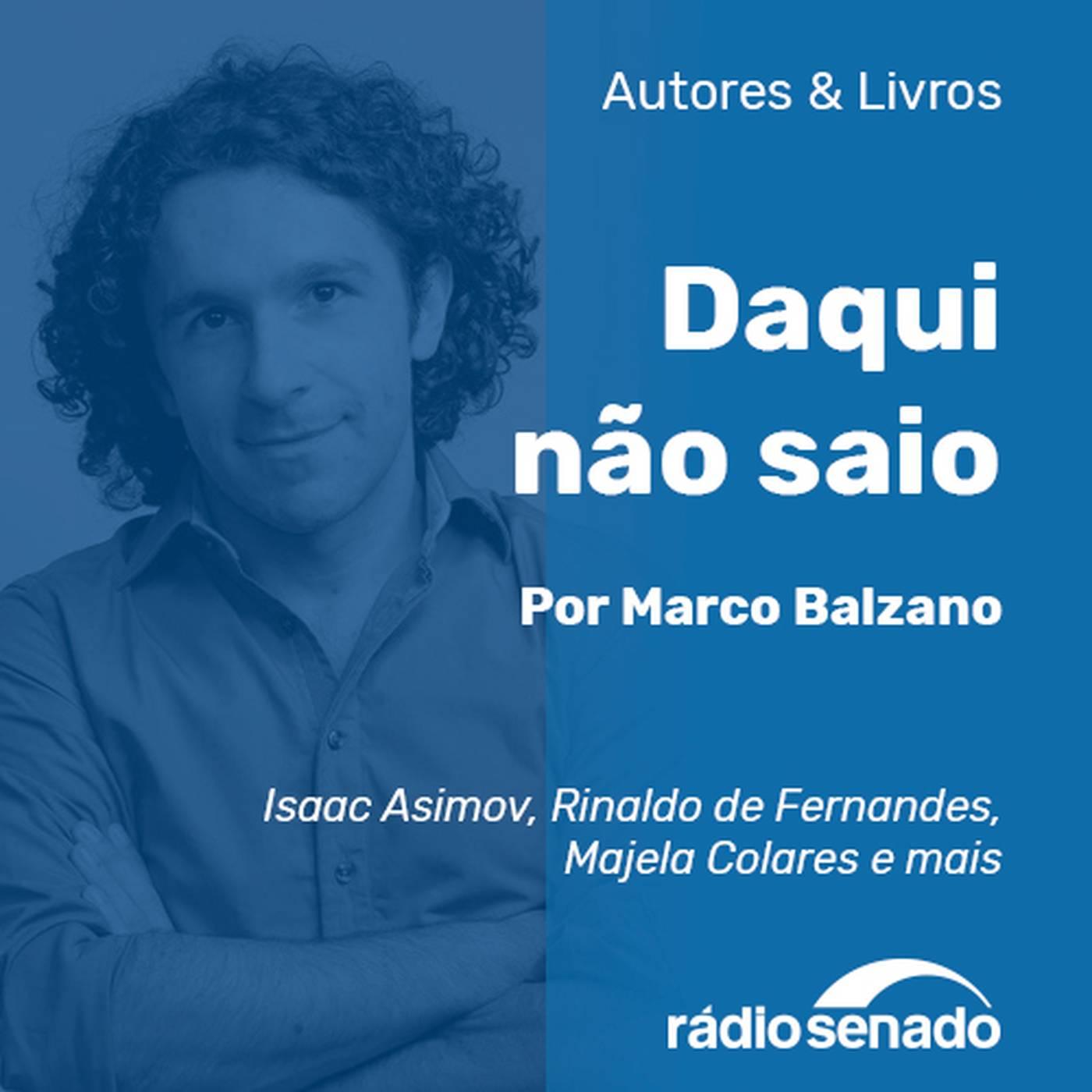 Romance do italiano Marco Balzano