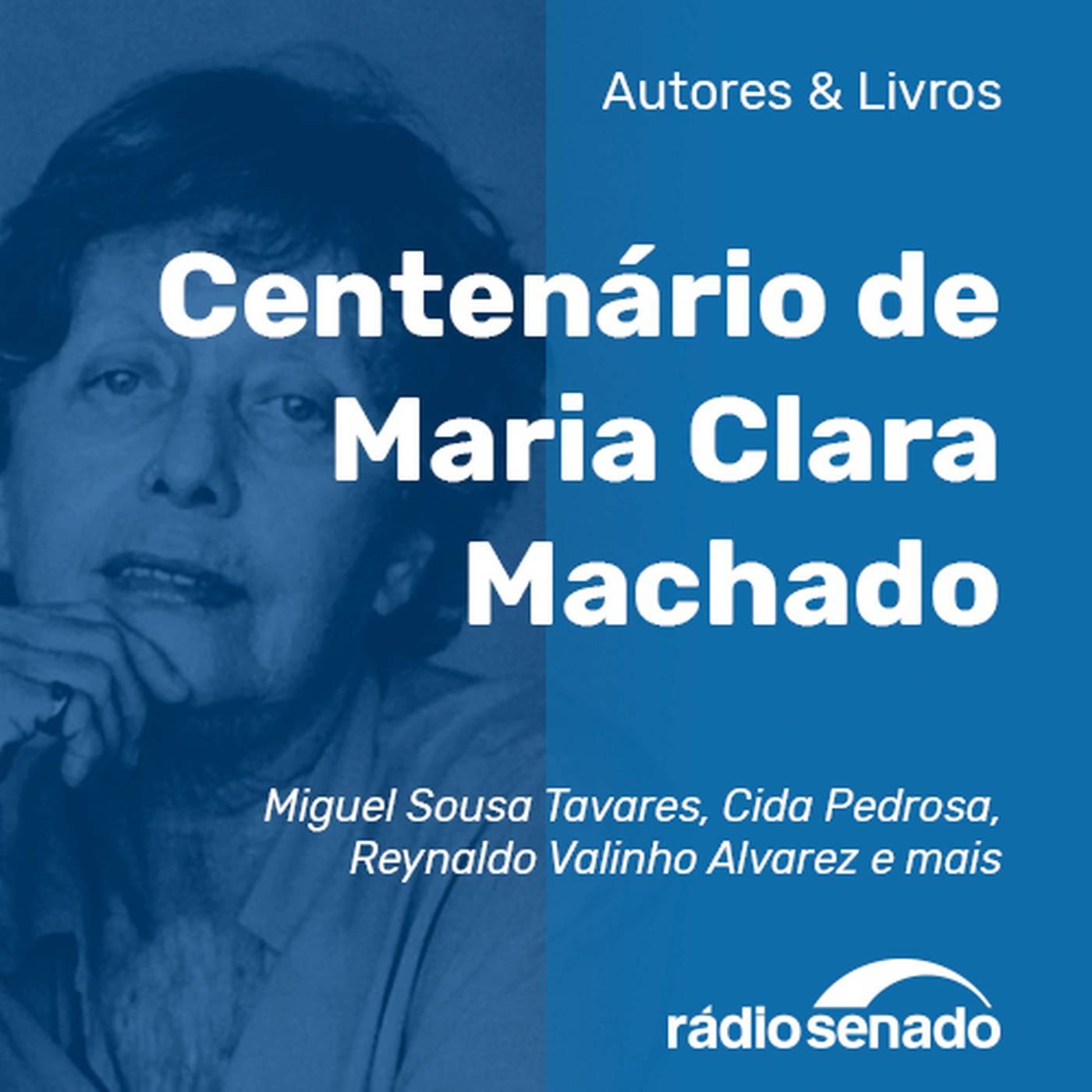 Centenário de Maria Clara Machado