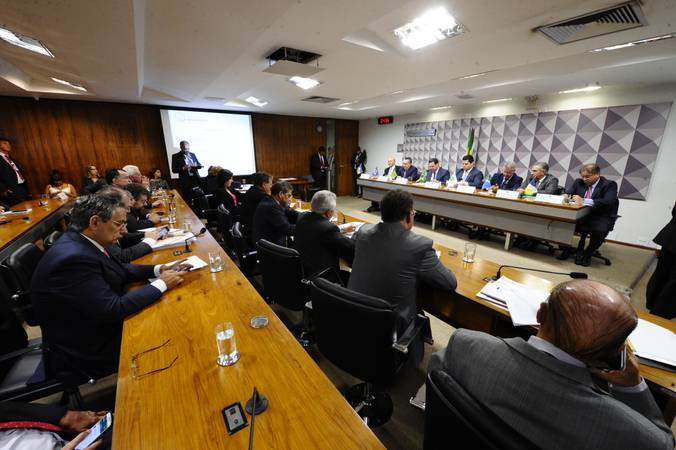 Comissão de Desenvolvimento Regional e Turismo (CDR) realiza audiência pública interativa  para debater a formação do Consórcio Interestadual de Desenvolvimento do Brasil Central. 