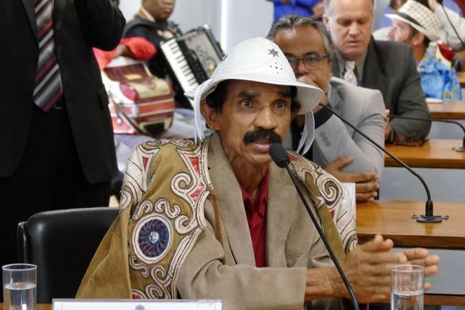 Comissão de Desenvolvimento Regional e Turismo (CDR) realiza audiência interativa para tratar sobre proposta de salvaguarda à cultura do forró, reconhecendo-a como patrimônio imaterial da cultura brasileira.  Foto: Roque de Sá/Agência Senado