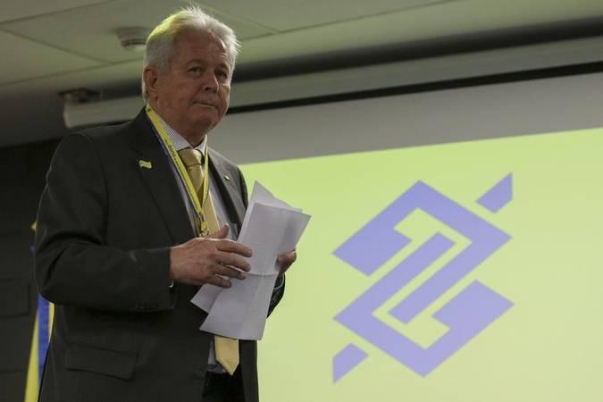 Rubem Novaes, ex-presidente do Banco do Brasil.