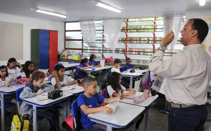 Escola Classe 415 Norte, Plano Piloto, Brasília, DF.
