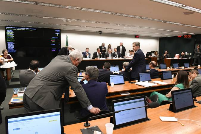 Comissão Mista de Planos, Orçamentos Públicos e Fiscalização (CMO) realiza reunião deliberativa.