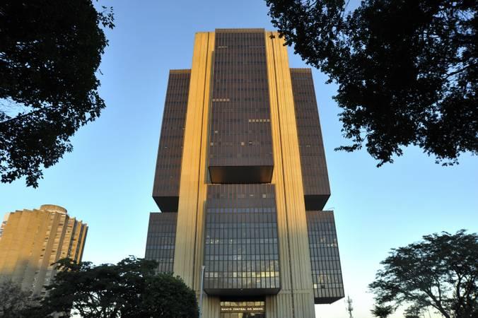Fachada do Banco Central do Brasil, Brasília.  O Banco Central do Brasil é uma autarquia federal integrante do Sistema Financeiro Nacional, sendo vinculado ao Ministério da Economia.  Foto: Leonardo Sá/Agência Senado
