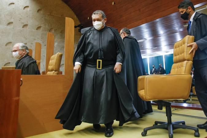 Posse do ministro Kassio Nunes Marques.