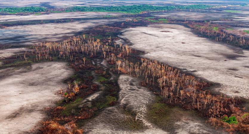 Amazonia 29 08 2019   Operação Verde Brasil, Rondônia Brigadistas do Prevfogo/Ibama participam de operação conjunta para combater incêndios na Amazônia em 2019 Foto: Vinícius Mendonça/Ibama