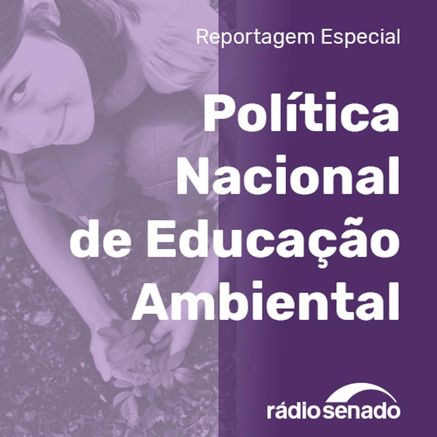 20 anos da Política Nacional de Educação Ambiental