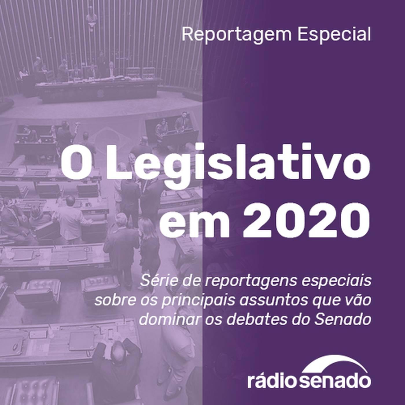 Destaques do Legislativo em 2020