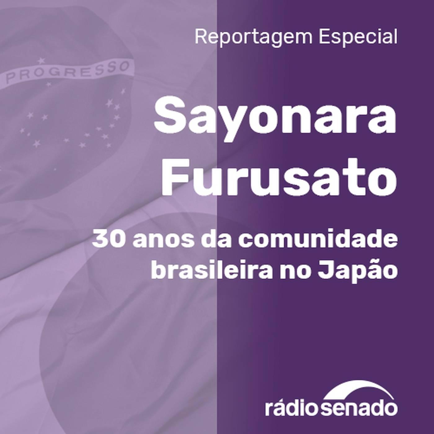 30 anos da comunidade japonesa no Brasil
