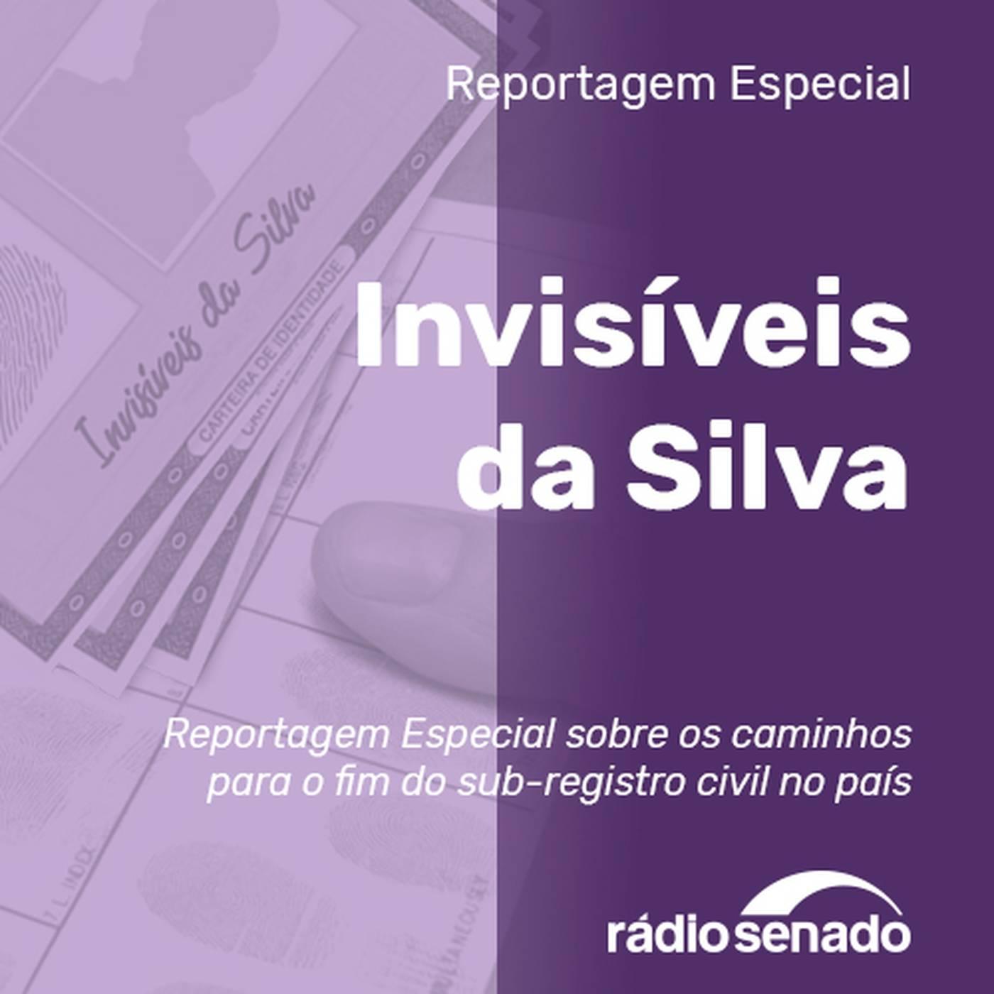 Invisíveis da Silva - o drama das pessoas sem documento no Brasil